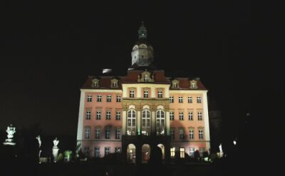 Zamek książ w nowym świetle