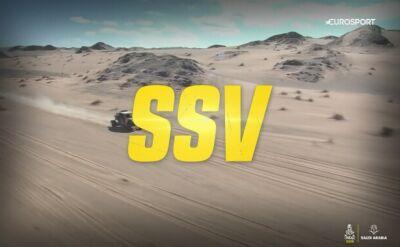 Podsumowanie 2. etapu Rajdu Dakar w kategorii SSV
