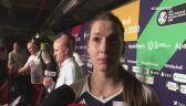 Monika Jagła po wygranej z Azerbejdżanem