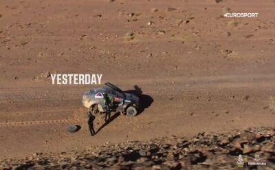 Podsumowanie 5. etapu Rajdu Dakar w kategorii samochodów