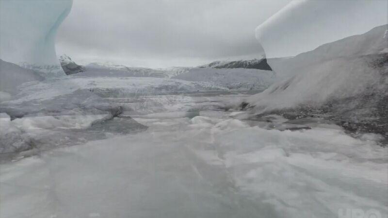 """W """"Lód płonie"""" DiCaprio pokazuje klimatyczny horror"""