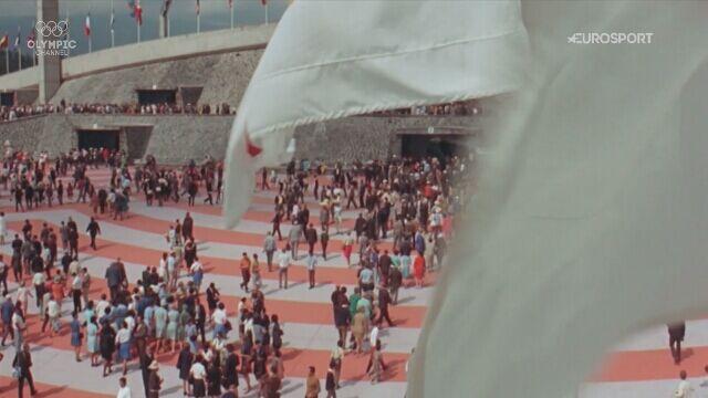 Skok marzeń Boba Beamona na igrzyskach w Meksyku w 1968 roku
