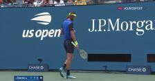 Drugi set dla Zvereva w ćwierćfinale US Open