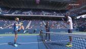 Skrót meczu Harris - Opelka w 4. rundzie US Open