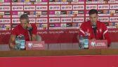 Jakub Moder przed meczem Polska - Anglia