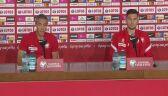 Paulo Sousa mówił o nieobecnych w meczu z Anglią