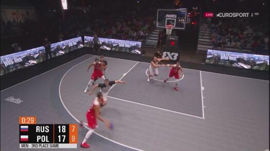 Polska z brązowym medalem ME w koszykówce 3x3