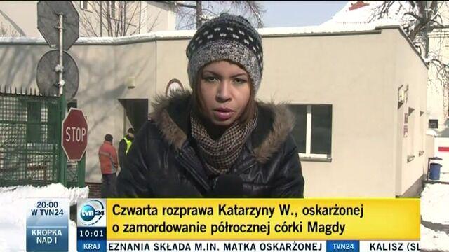 Zeznaje matka Katarzyny W. Jej wyjaśnienia są niejawne