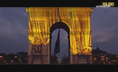 100 lat żółtej koszulki na Tour de France