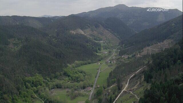 Najciekawsze momenty 5. etapu wyścigu Dookoła Kraju Basków