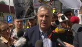 Frasyniuk: mamy prawo manifestować sprzeciw wobec władzy