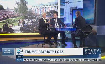 """""""Lepszą taktykę byłoby prowadzenie równolegle rozmów z Amerykanami i Europą"""""""