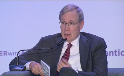 Stephen J. Hadley at the Global Forum 2017