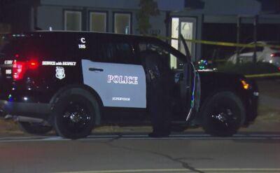 Policjant zastrzelił kobietę w jej sypialni