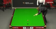 Mocny początek Stefanowa w pierwszej rundzie English Open