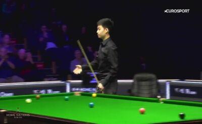 Sensacja w drugiej rundzie English Open. 17-latek pokonał Binghama