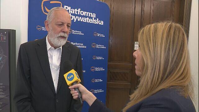 Grupiński: jest oczekiwanie na weryfikację przywództwa
