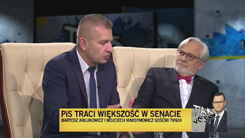 """Senator PO sondowany do rządu PiS? """"Jak Grodzki coś mówi, to tak jest"""""""