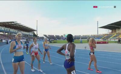 Swoboda awansowała do finału biegu na 100m