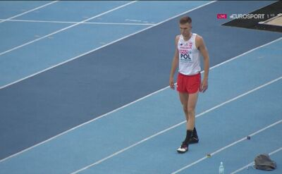 Wojciech Jaszczuk trzeci w skoku w dal na drużynowych mistrzostwach Europy