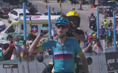 Aleksander Własow wygrał Mont Ventoux Denivele Challenge