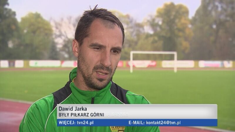 Dawid Jarka opowiada o nietypowym spotkaniu z kibicami