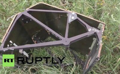 Rosja chce uczestniczyć w operacji na miejscu katastrofy boeinga