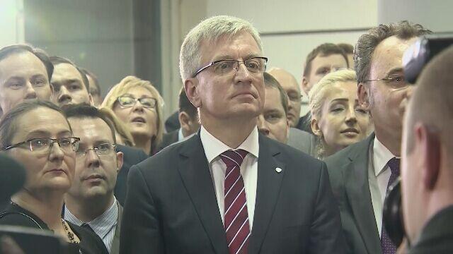 Radość Jaśkowiaka po zwycięstwie w 2014 r.