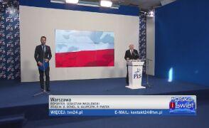 Kaczyński ogłosił zwycięstwo w wyborach samorządowych