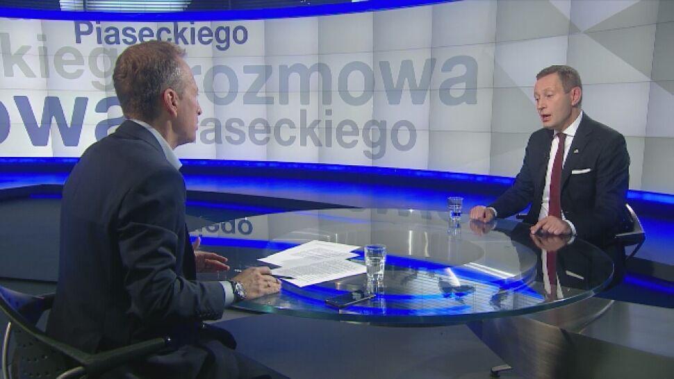 Rabiej: sposób, w jaki pomnik się pojawił, położy się cieniem na pamięci Lecha Kaczyńskiego