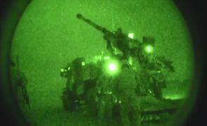 Francuska artyleria ostrzeliwuje dżihadystów w Iraku