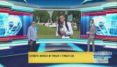 Polska – Słowacja: atmosfera w Sankt Petersburgu przed pierwszym meczem Polski na Euro 2020