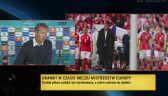 Selekcjoner Danii był dumny z postawy swoich piłkarzy