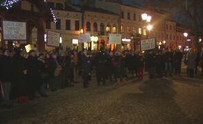 Manifestacja w Rzeszowie