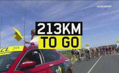 Najważniejsze wydarzenia 4. etapu Tour de France