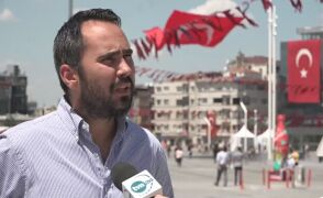"""Erdogan """"może rządzić krajem tak jak chce"""""""