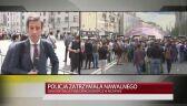 Policja zatrzymała Nawalnego