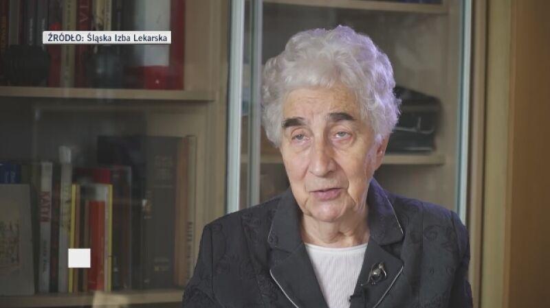 Dr Karczewska: pierwsze lata mojej pracy to była walka z chorobami zakaźnymi