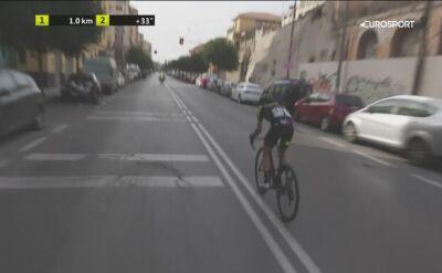 Simon Yates wygrał 4. etap Ruta del Sol