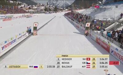 Maciej Staręga 31. w kwalifikacjach sprintu stylem dowolnym