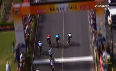 Nizzolo triumfatorem ostatniego etapu Tour of Oman, Łucenko najlepszy w generalce
