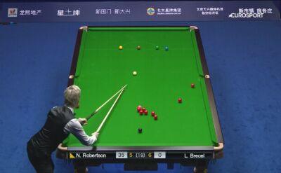 Rocznica. Ogromny fart Neila Robertsona w China Open