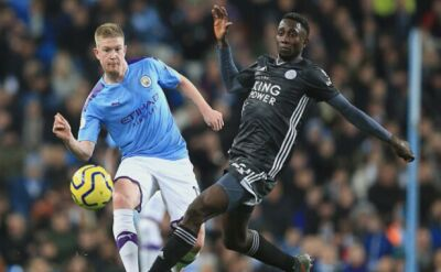 Manchester City - Leicester