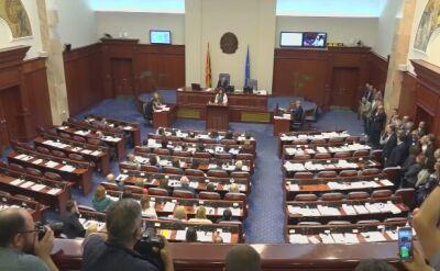 W październiku 2018 macedoński parlament zaakceptował zmianę nazwy państwa
