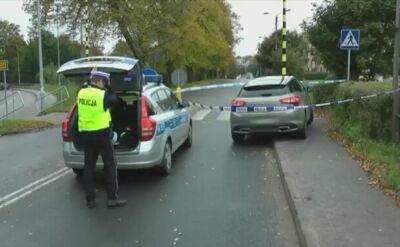 Policja po pościgu zatrzymała złodzieja samochodów