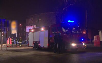 Tragiczny pożar w Katowicach