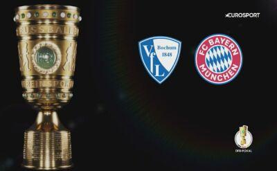 Mecz VfL Bochum - Bayern Monachium na żywo w Eurosporcie 1