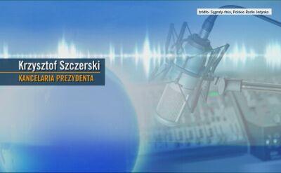 Szczerski: poseł Śledzińska-Katarasińska jest najstarsza wiekiem, ale to nie jest w tym przypadku automat