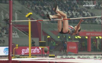 Zobacz zwycięski skok Marii Lasickiene po mistrzostwo świata