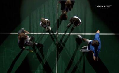 Tsitsipas awansował do trzeciej rundy turnieju ATP w Paryżu
